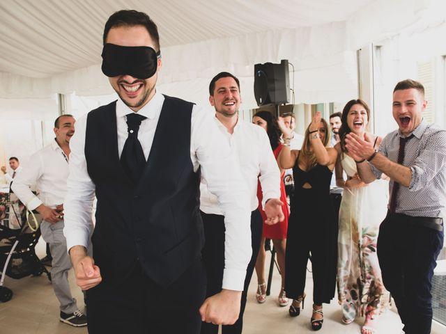 Il matrimonio di Mattia e Sara a Erba, Como 60