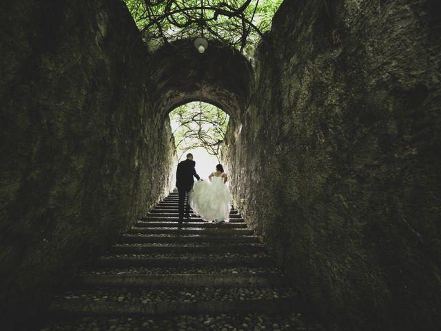 Il matrimonio di Mattia e Sara a Erba, Como 63