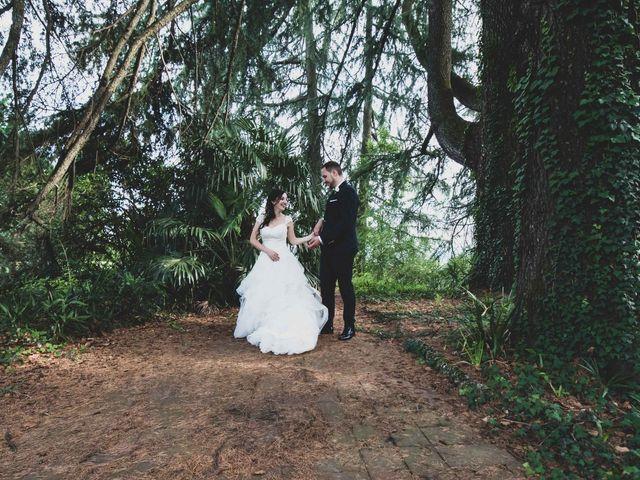 Il matrimonio di Mattia e Sara a Erba, Como 67