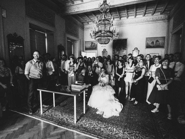 Il matrimonio di Mattia e Sara a Erba, Como 69