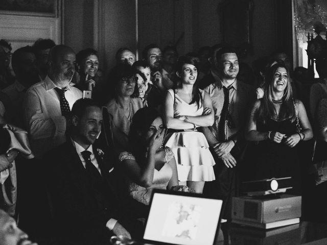 Il matrimonio di Mattia e Sara a Erba, Como 70