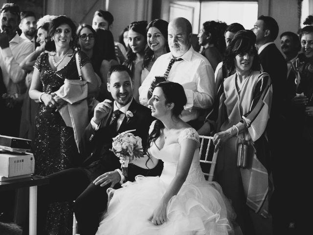 Il matrimonio di Mattia e Sara a Erba, Como 71
