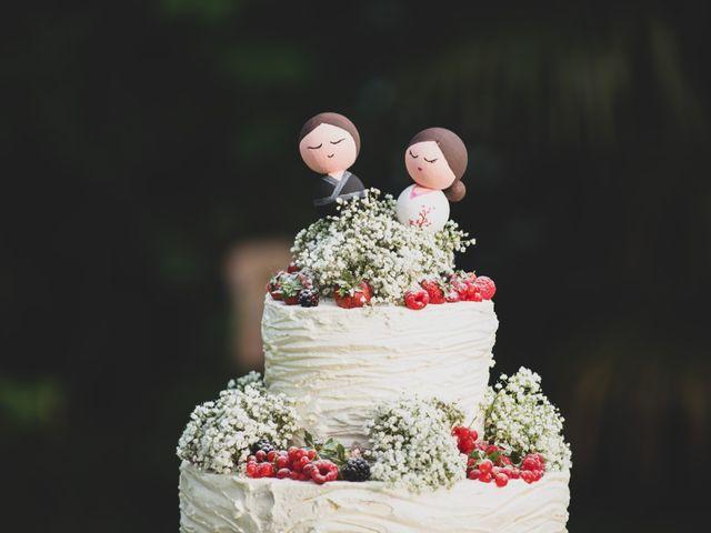 Il matrimonio di Mattia e Sara a Erba, Como 76