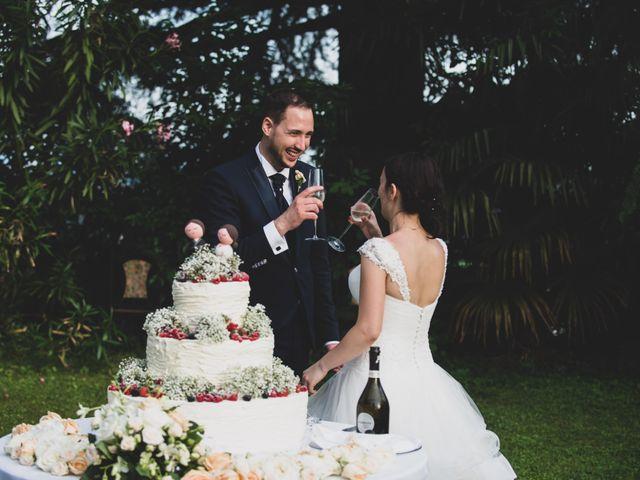 Il matrimonio di Mattia e Sara a Erba, Como 78