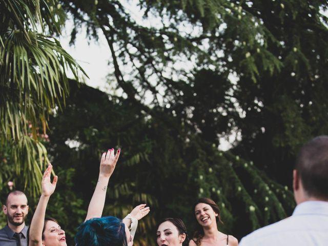 Il matrimonio di Mattia e Sara a Erba, Como 81