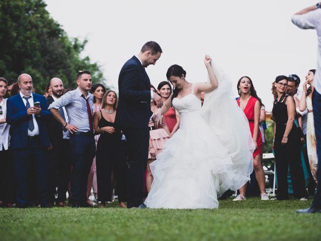 Il matrimonio di Mattia e Sara a Erba, Como 89