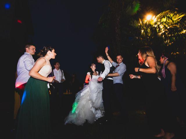Il matrimonio di Mattia e Sara a Erba, Como 92