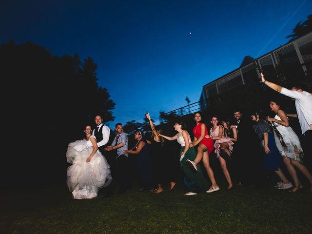 Il matrimonio di Mattia e Sara a Erba, Como 93