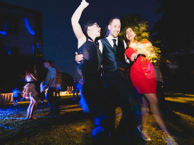 Il matrimonio di Mattia e Sara a Erba, Como 95