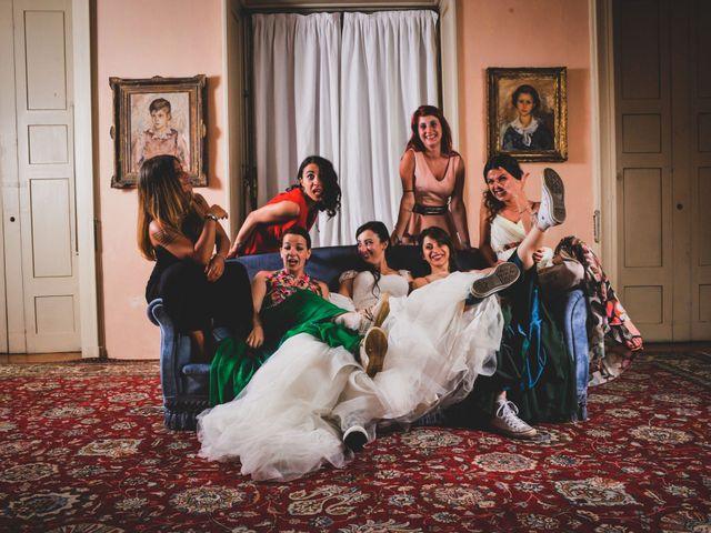 Il matrimonio di Mattia e Sara a Erba, Como 100