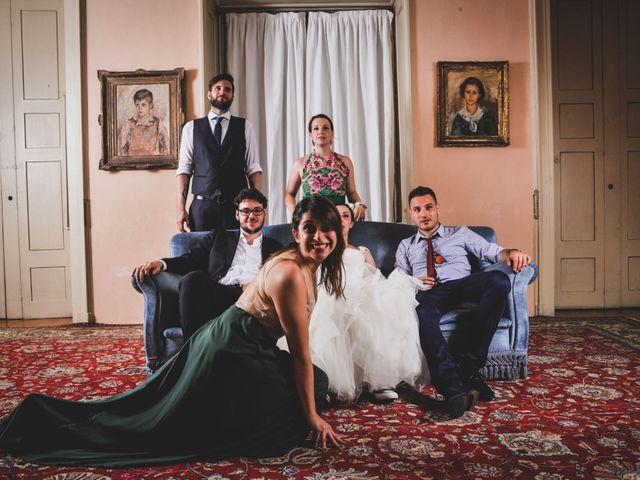 Il matrimonio di Mattia e Sara a Erba, Como 101