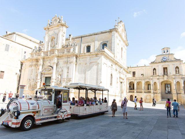 Il matrimonio di Maria Teresa e Luigi a Lecce, Lecce 11