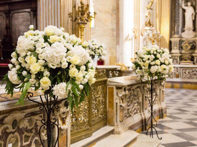 Il matrimonio di Maria Teresa e Luigi a Lecce, Lecce 12