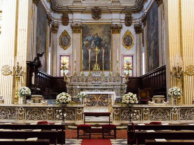 Il matrimonio di Maria Teresa e Luigi a Lecce, Lecce 15
