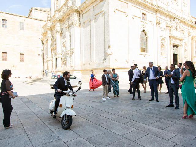 Il matrimonio di Maria Teresa e Luigi a Lecce, Lecce 16