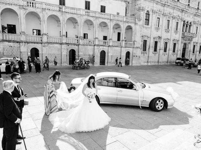 Il matrimonio di Maria Teresa e Luigi a Lecce, Lecce 25