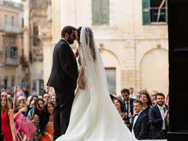 Il matrimonio di Maria Teresa e Luigi a Lecce, Lecce 30
