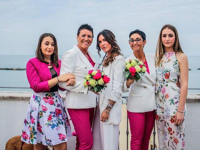 Il matrimonio di Alessandra e Barbara a Bellaria-Igea Marina, Rimini 4