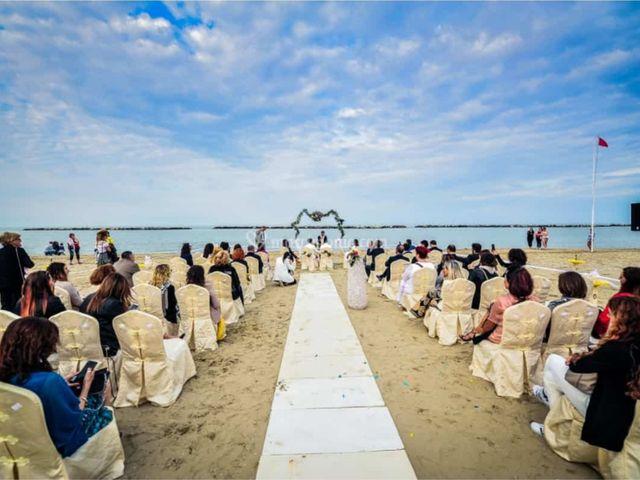 Il matrimonio di Alessandra e Barbara a Bellaria-Igea Marina, Rimini 6