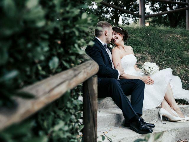 Le nozze di Giulia e Leonardo