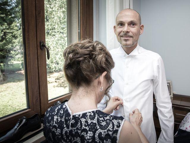 Il matrimonio di Tony e Manuela a Rovato, Brescia 11