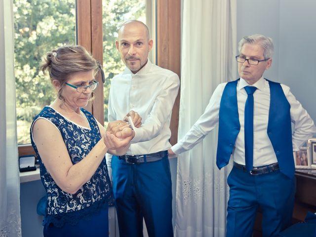 Il matrimonio di Tony e Manuela a Rovato, Brescia 14