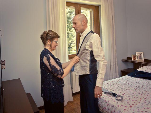 Il matrimonio di Tony e Manuela a Rovato, Brescia 16