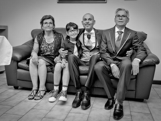 Il matrimonio di Tony e Manuela a Rovato, Brescia 38