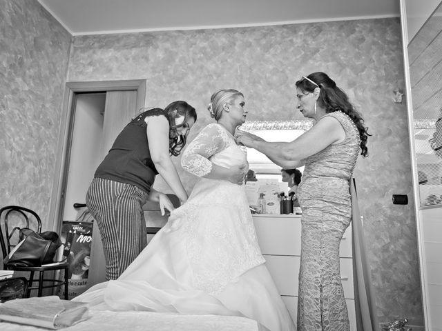 Il matrimonio di Tony e Manuela a Rovato, Brescia 47