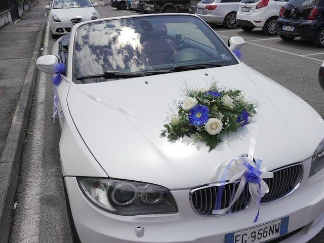 Il matrimonio di Tony e Manuela a Rovato, Brescia 56