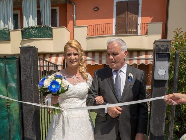 Il matrimonio di Tony e Manuela a Rovato, Brescia 62