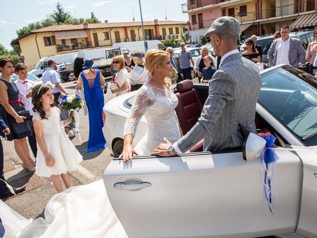 Il matrimonio di Tony e Manuela a Rovato, Brescia 63