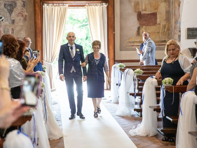 Il matrimonio di Tony e Manuela a Rovato, Brescia 70