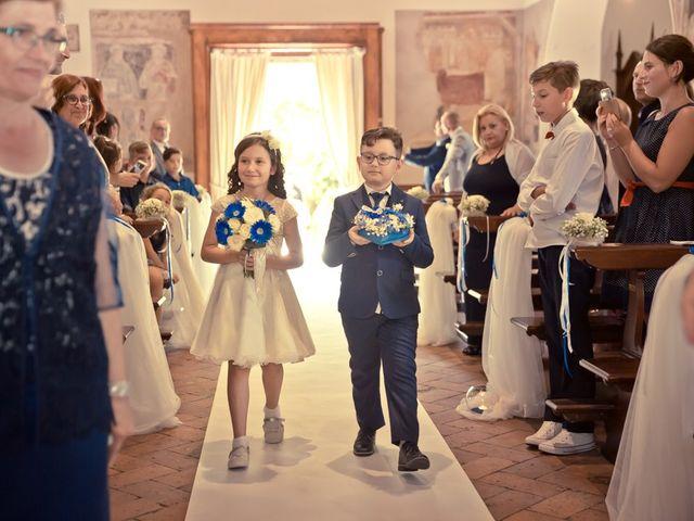 Il matrimonio di Tony e Manuela a Rovato, Brescia 71