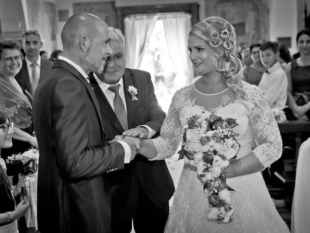 Il matrimonio di Tony e Manuela a Rovato, Brescia 72
