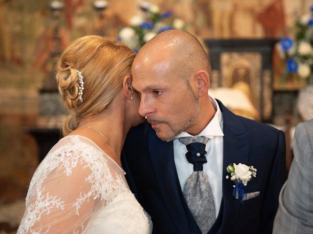 Il matrimonio di Tony e Manuela a Rovato, Brescia 74