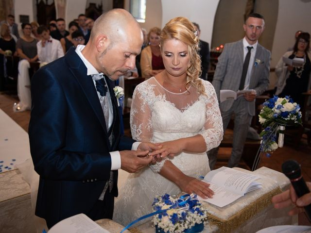 Il matrimonio di Tony e Manuela a Rovato, Brescia 75