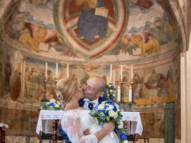 Il matrimonio di Tony e Manuela a Rovato, Brescia 80