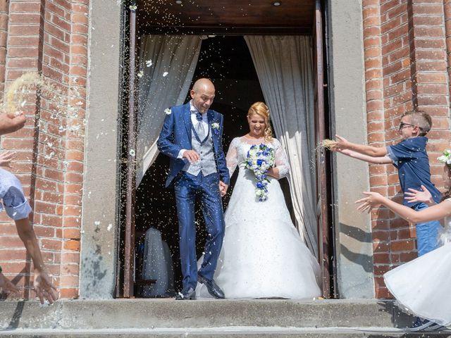 Il matrimonio di Tony e Manuela a Rovato, Brescia 81