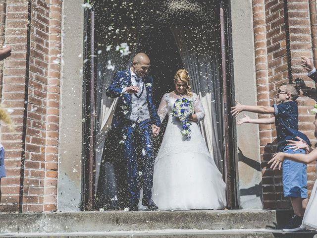 Il matrimonio di Tony e Manuela a Rovato, Brescia 82