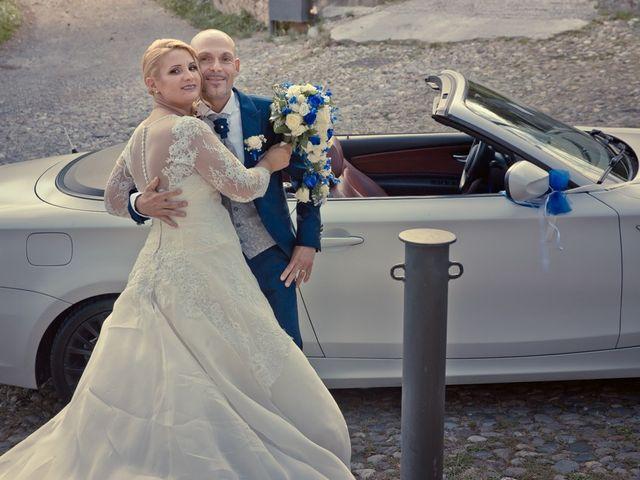 Il matrimonio di Tony e Manuela a Rovato, Brescia 83