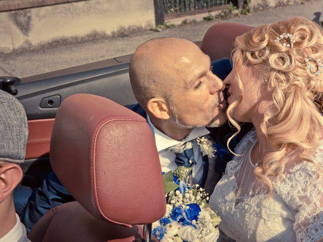 Il matrimonio di Tony e Manuela a Rovato, Brescia 84