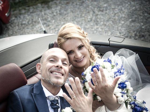 Il matrimonio di Tony e Manuela a Rovato, Brescia 85