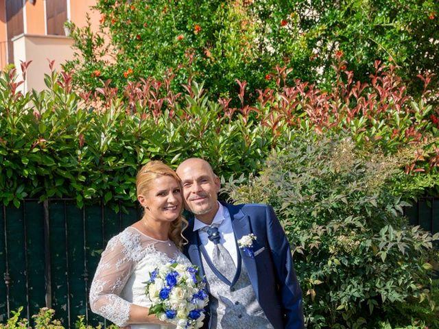 Il matrimonio di Tony e Manuela a Rovato, Brescia 87