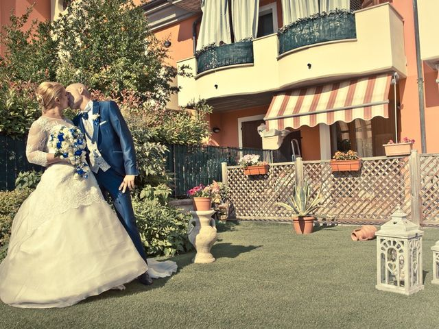 Il matrimonio di Tony e Manuela a Rovato, Brescia 88