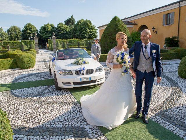Il matrimonio di Tony e Manuela a Rovato, Brescia 91