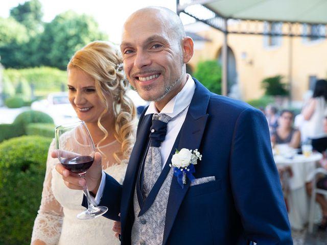 Il matrimonio di Tony e Manuela a Rovato, Brescia 94