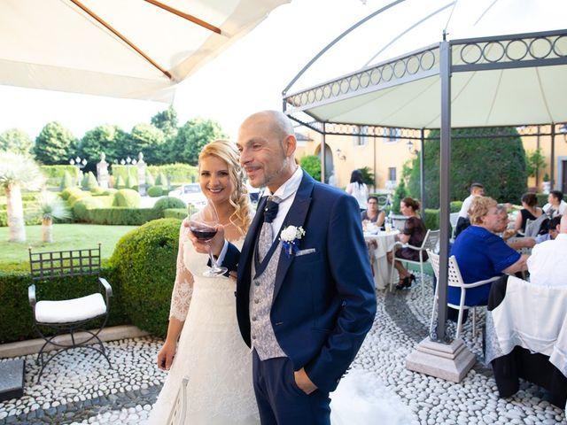 Il matrimonio di Tony e Manuela a Rovato, Brescia 95