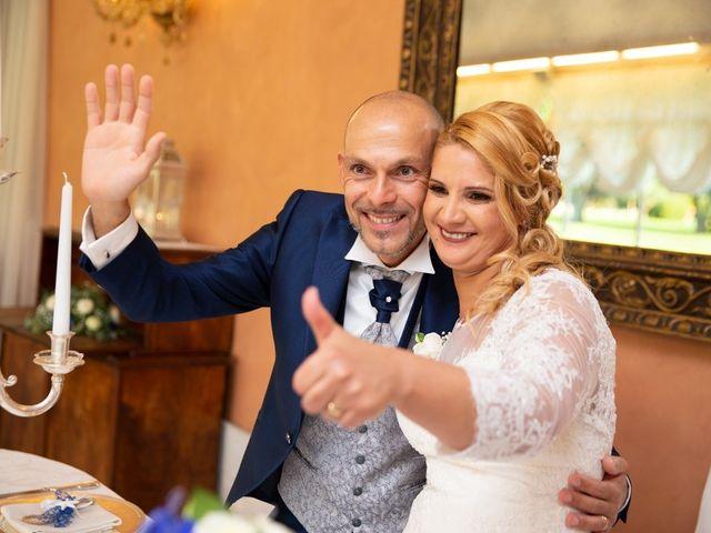 Il matrimonio di Tony e Manuela a Rovato, Brescia 96