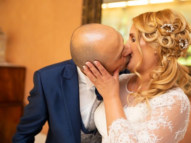Il matrimonio di Tony e Manuela a Rovato, Brescia 97